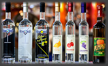 Rehorst Vodka &amp; Gin