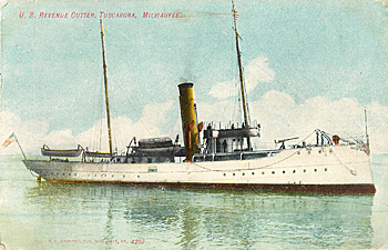 US Revenue Cutter Tuscarora